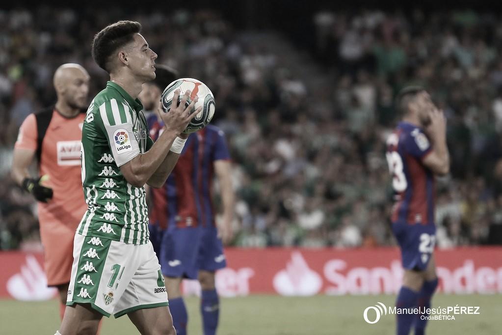 Álex Moreno y Canales, jugadores de 'Alta Velocidad' de la jornada 16