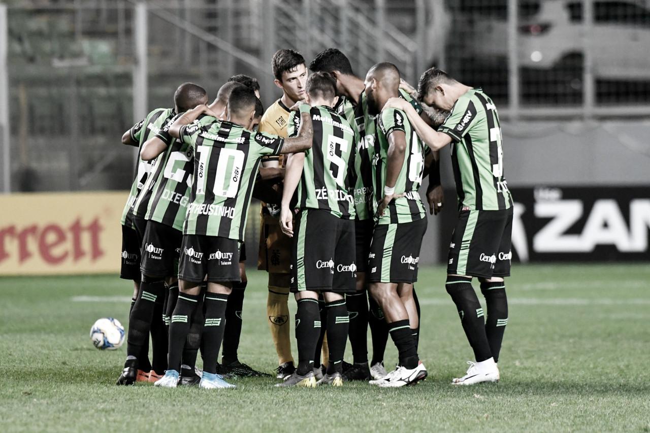 América-MG supera líder Bragantino e entra no G-4 da Série B