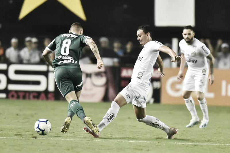 Pressão em Jesualdo e estreia de Rony: Santos e Palmeiras se enfrentam no Pacaembu