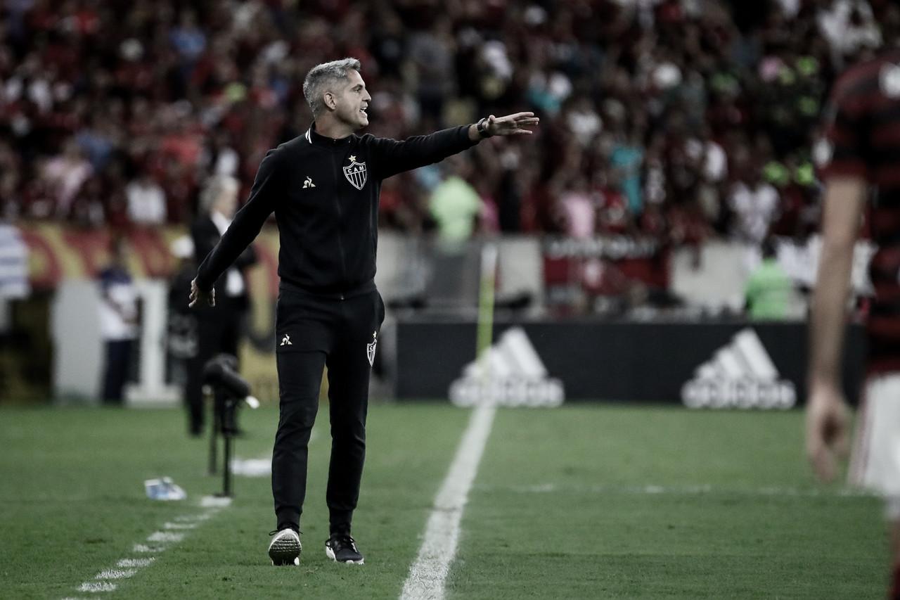 Duelo decisivo para Rodrigo Santana: Atlético-MG e Grêmio se enfrentam em BH