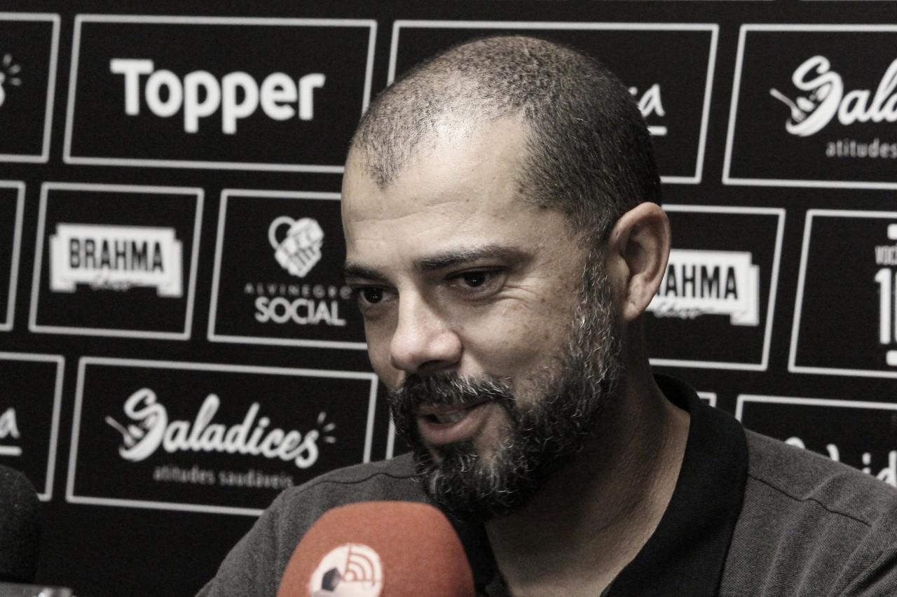 Após empate do Figueirense contra o Londrina, Márcio Coelho afirma: ''Foi sofrido''