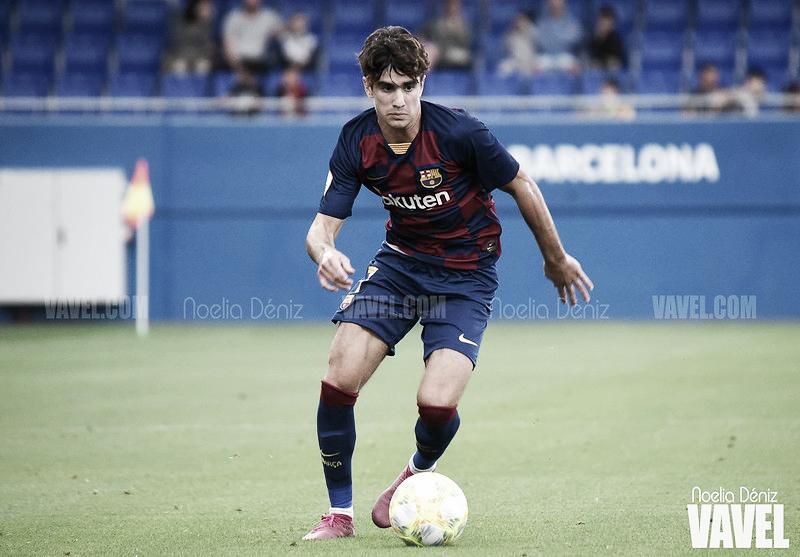 Resumen Llagostera vs Barça B (1-1)