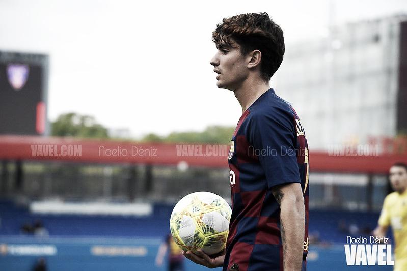 Resumen Barça B vs La Nucía (3-1)