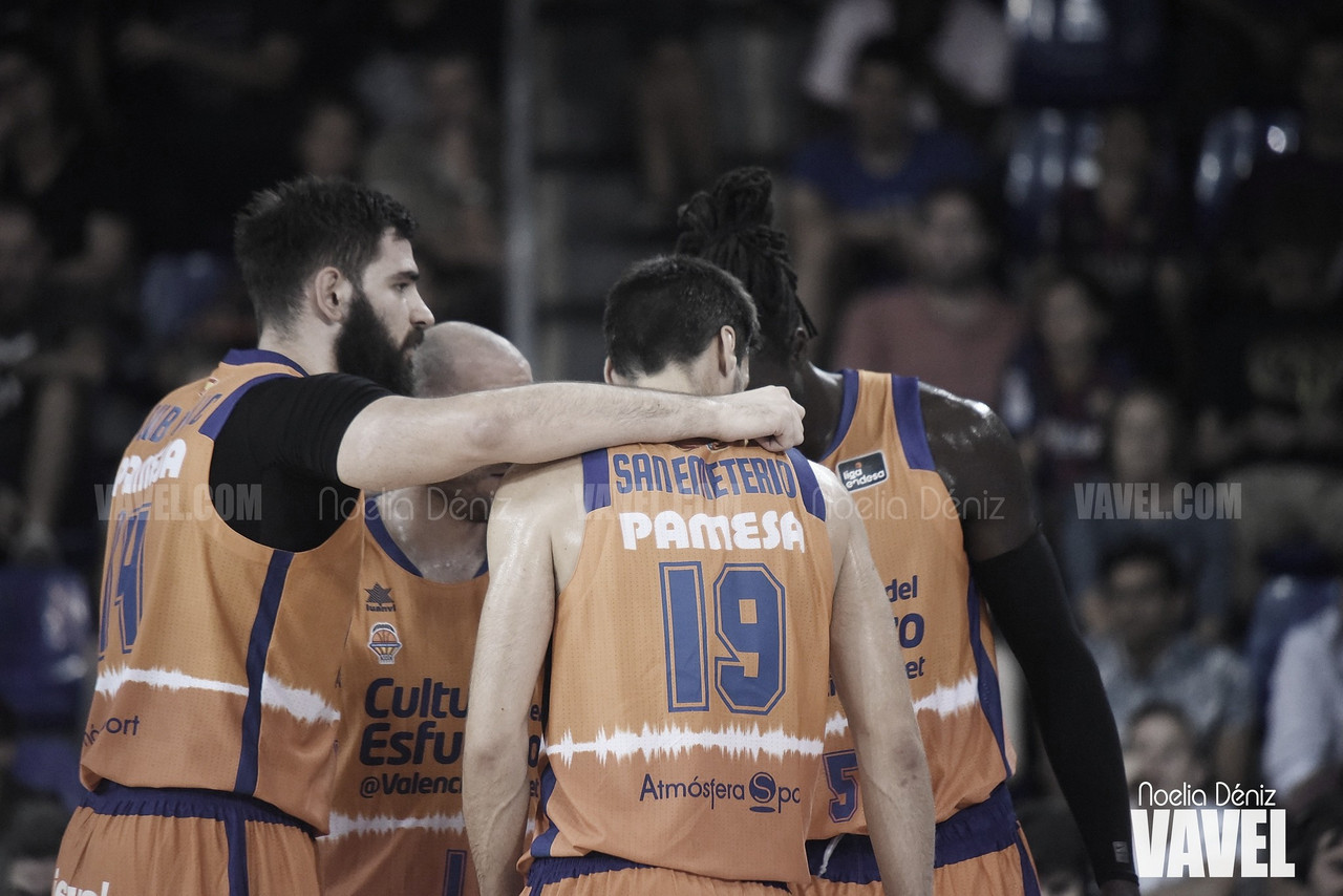 Fase Final ACB: Valencia Basket