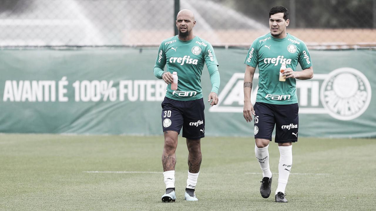 Com volta de jogadores importantes, Palmeiras recebe Chapecoense no Allianz Parque