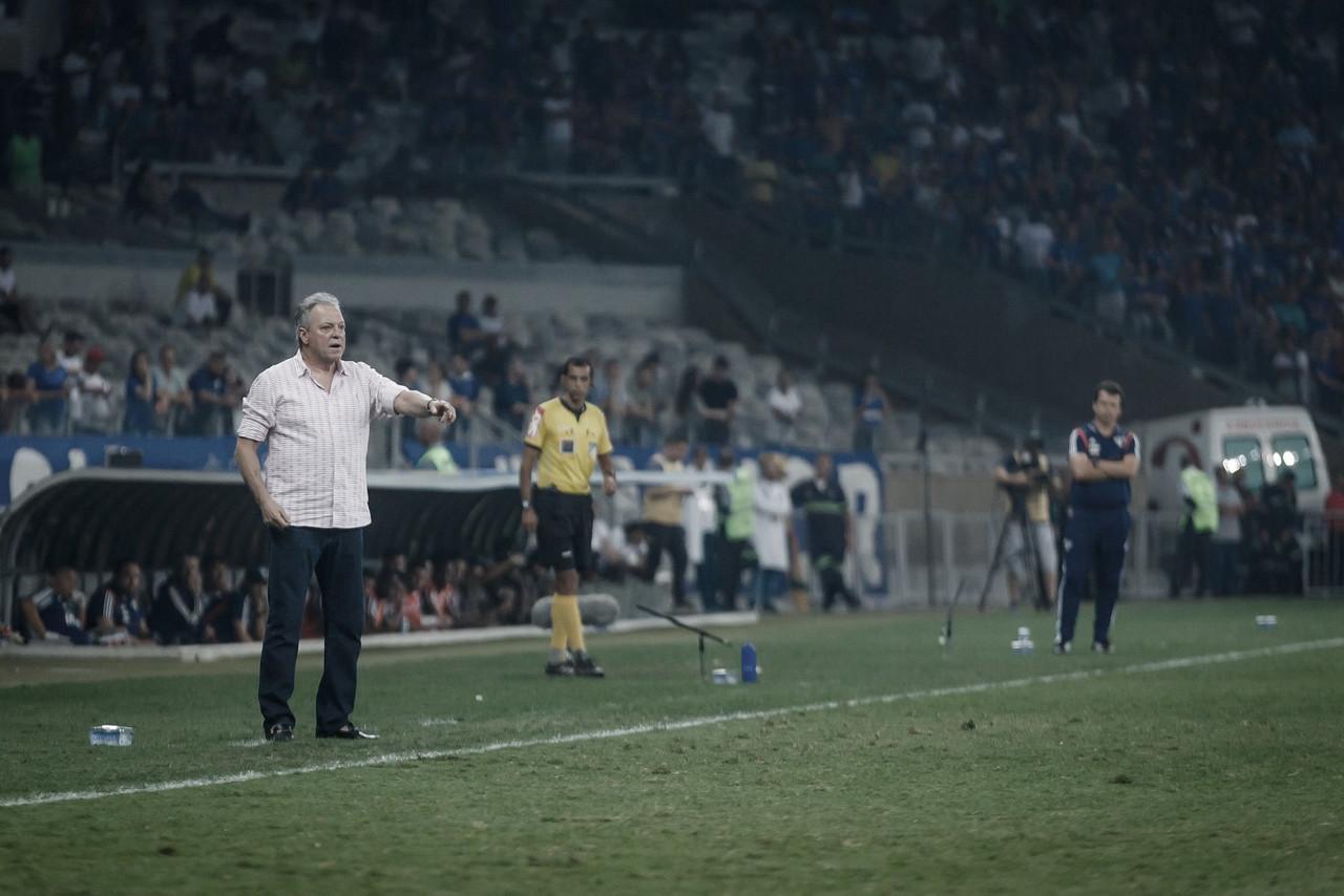 """Abel comemora primeira vitória pelo Cruzeiro e projeta: """"Encontramos o caminho"""""""