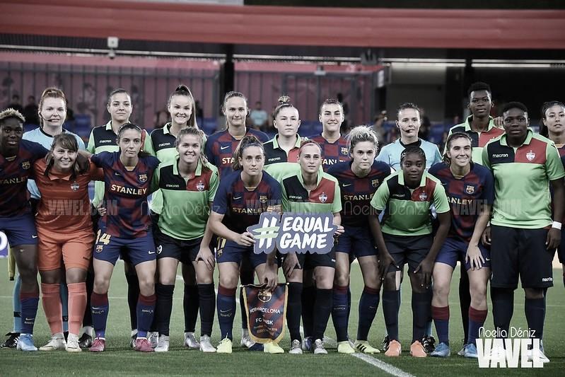 El País Vasco acogerá el desenlace final de la UEFA Women's Champions League