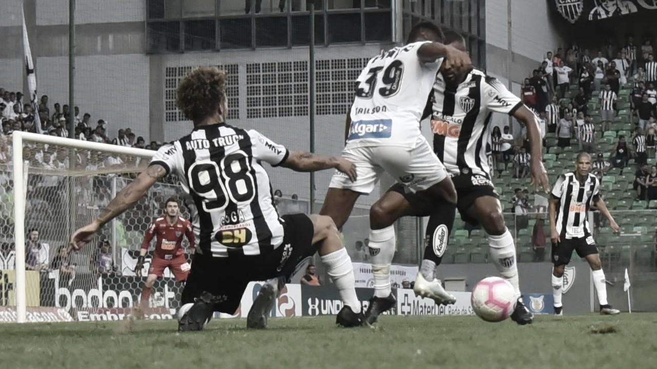 Desfalcado, Santos encara Atlético-MG de Sampaoli na Vila Belmiro