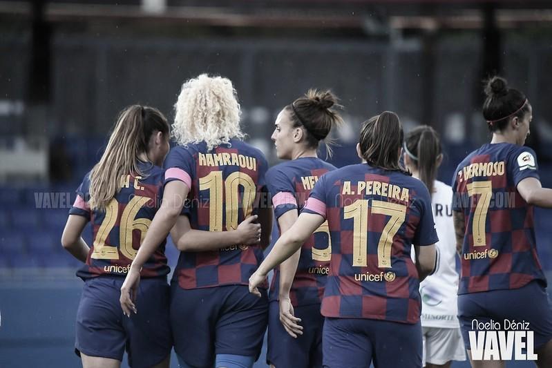 El Barça Femení arrancará la defensa del título liguero en octubre