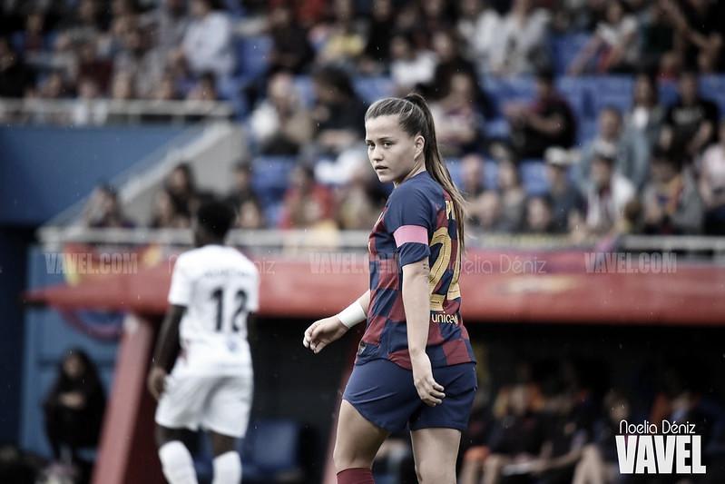 Claudia Pina se marcha cedida al Sevilla