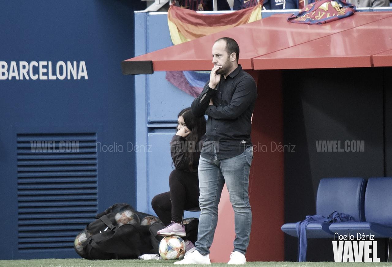 """Lluís Cortés: """"El principal rival somos nosotros mismos"""""""