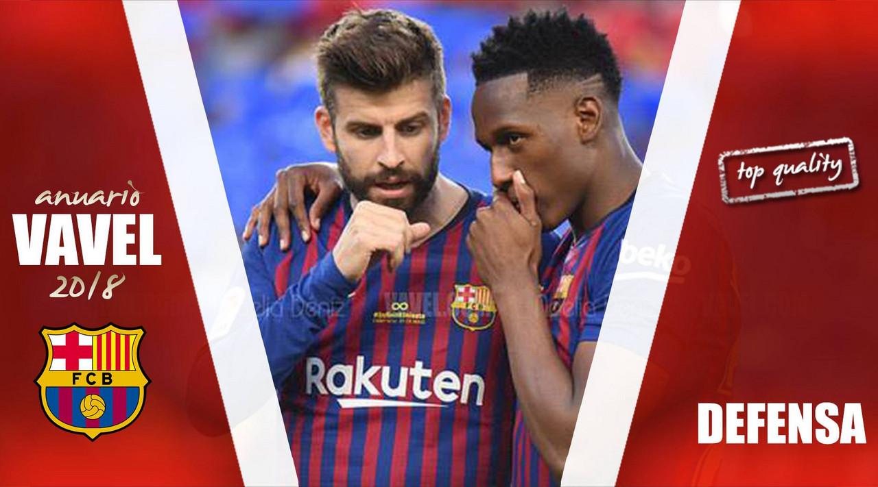 Anuario VAVEL FC Barcelona 2018: la defensa azulgrana, después de la tormenta viene la calma