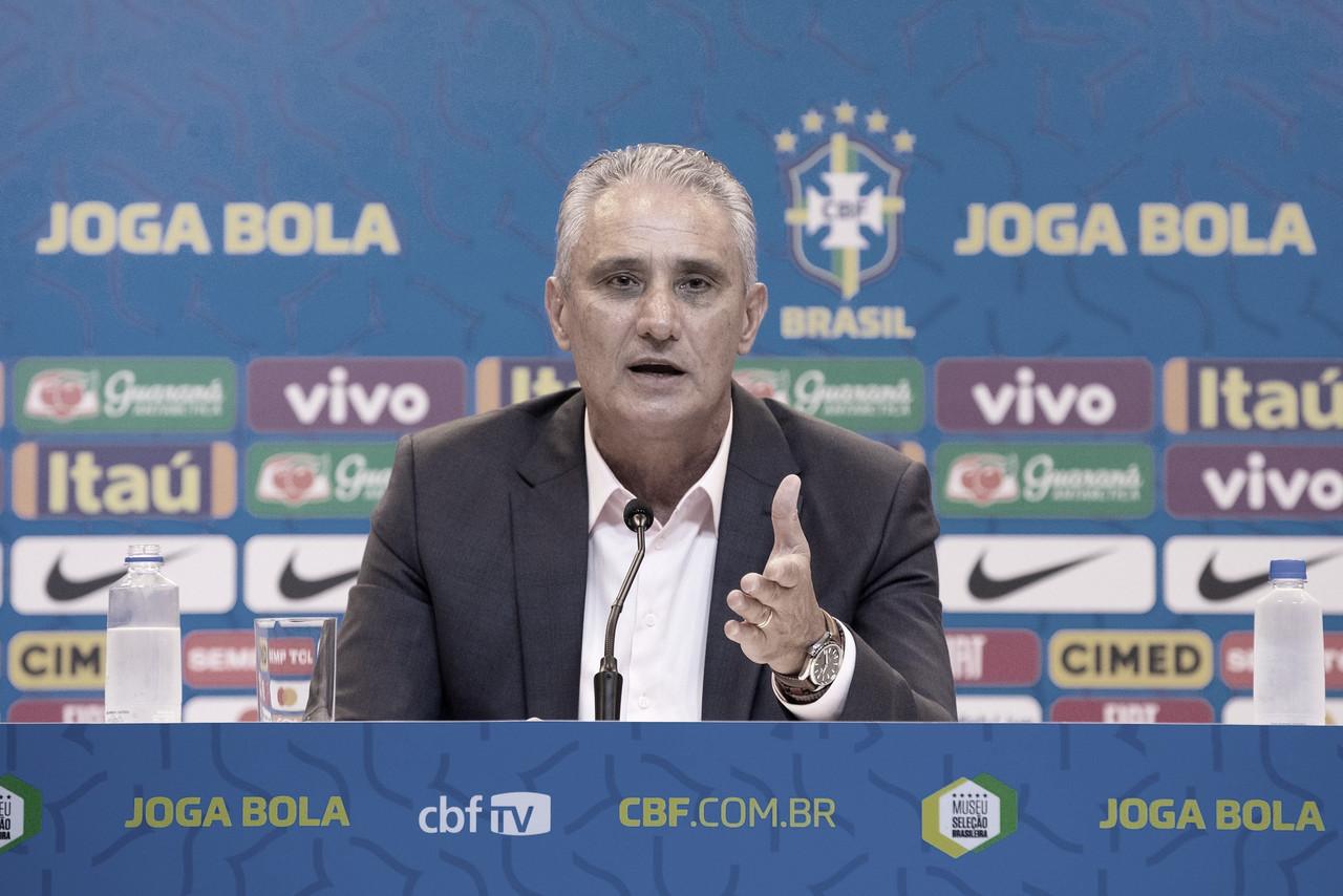 Sem jogadores que atuam no Brasil, Tite faz última convocação da Seleção em 2019