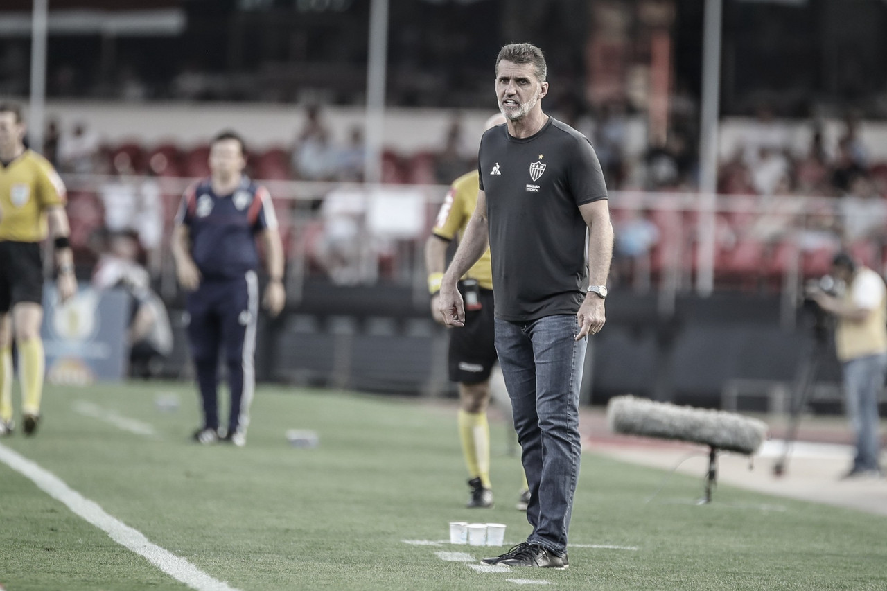 Mancini diz que Atlético-MG sempre 'vai sofrer' se não demonstrar intensidade