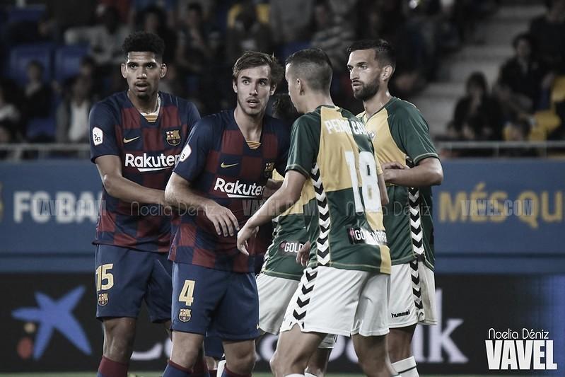 El CE Sabadell, un viejo conocido para el Barça B en la final