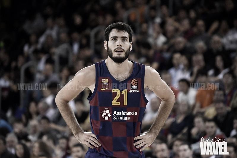 """Álex Abrines: """"Siento pena porque pueda pasar algo, pero cada jugador tiene una situación"""""""