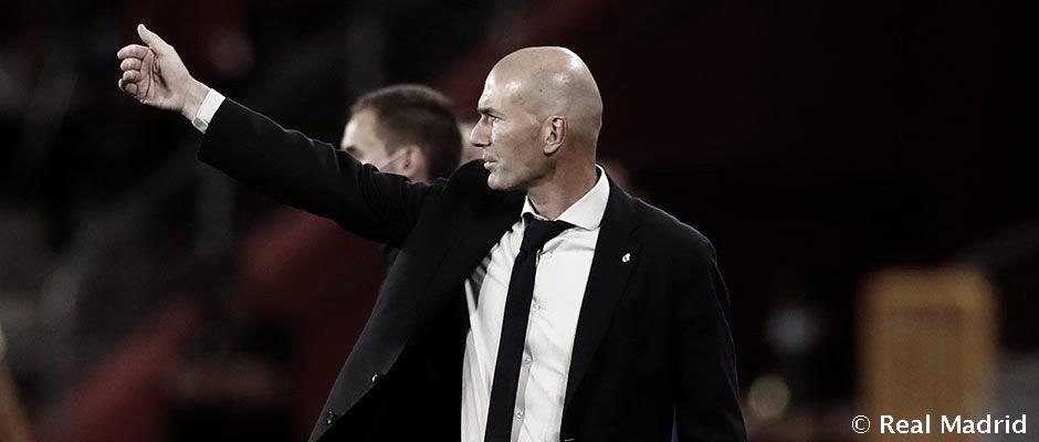Zidane el agua que se junta con el aceite en la estrategia del club