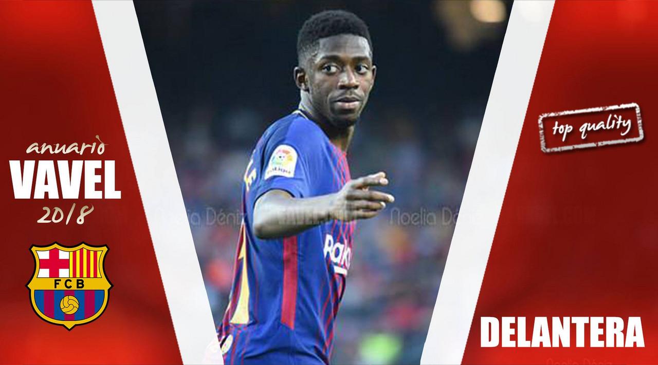 Anuario VAVEL FC BARCELONA 2018: la delantera, un seguro de vida