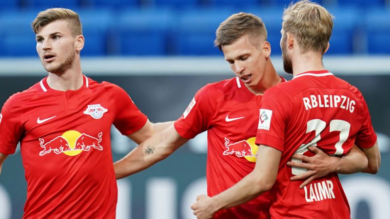Dani Olmo Brace And VAR Lead RB Leipzig To Win At Hoffenheim