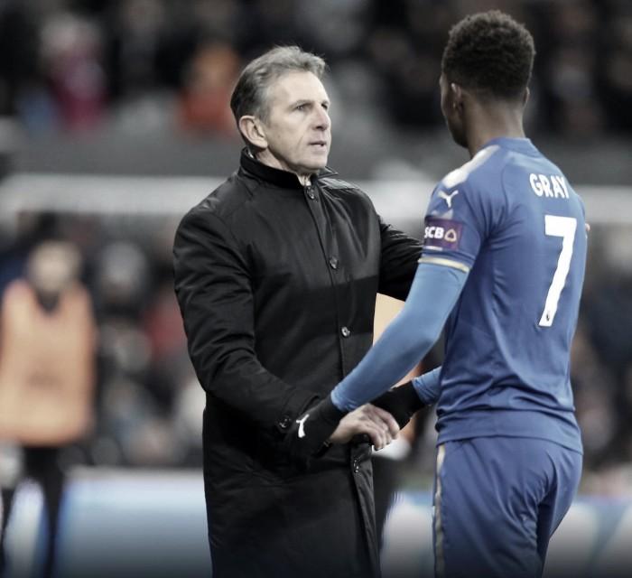 """Claude Puel: """"Mostramos un gran espíritu de equipo"""""""