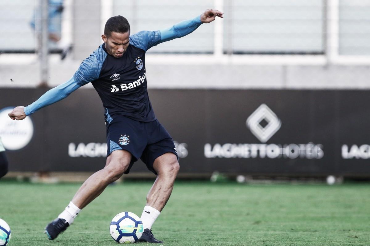 Jael tem lesão confirmada e desfalca Grêmio no Gre-Nal pelo Brasileiro