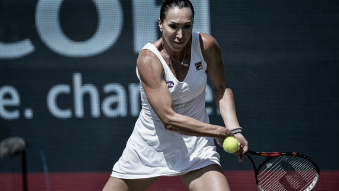 WTA de Mallorca: Jankovic avança com dificuldade; Bouchard e Lisicki são eliminadas