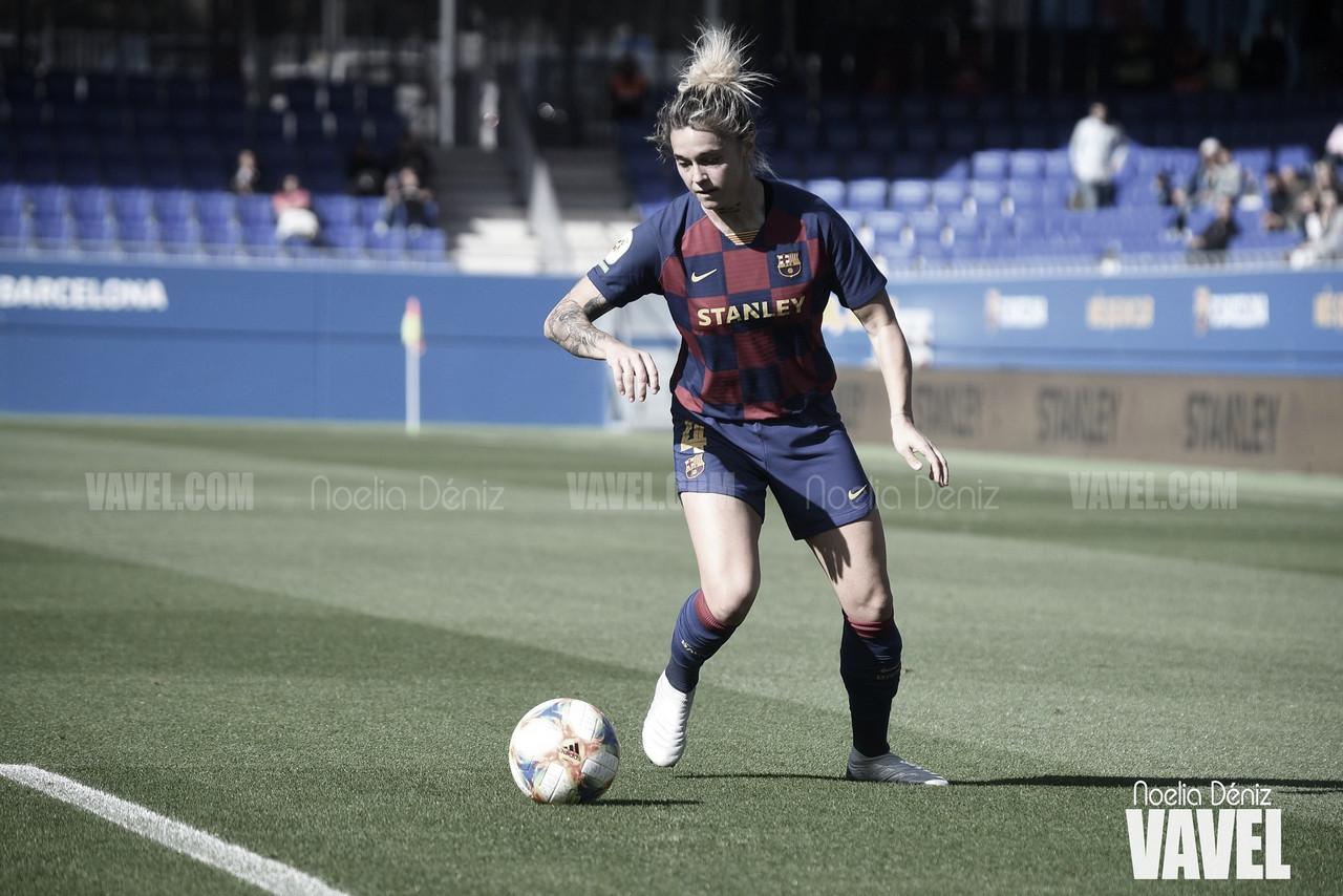 Sporting de Huelva vs FC Barcelona femenino en vivo y en directo online en la Copa de la Reina