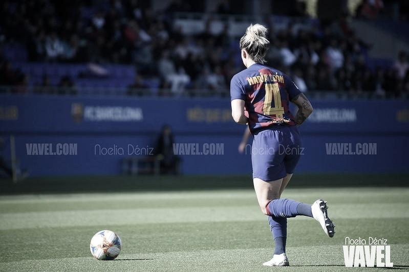 Los dorsales del Barça Femenino para el 2020/21