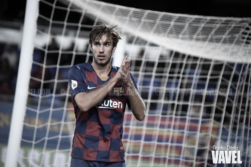 L'Escala - Barça B: manita azulgrana (0-5)