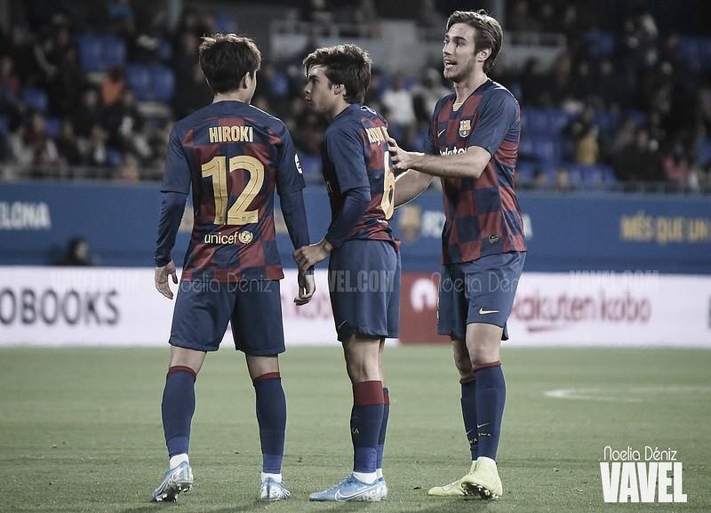 El Barça B ya conoce el horario para visitar el Camp d'Esports de Lleida