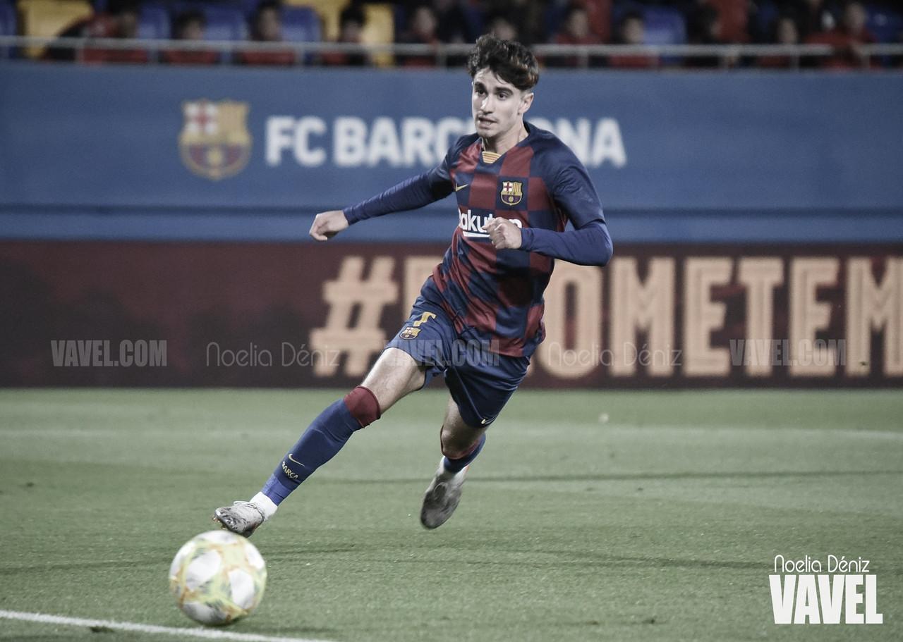 Barcelona B vs Cornellá, en VIVO y en directo online en Segunda B 2019 (3-3)