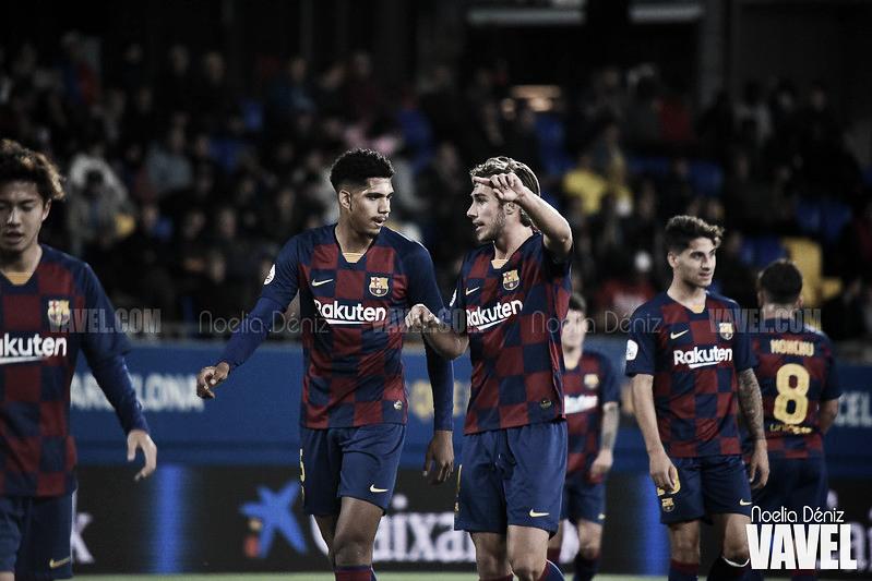 Previa Barça B – Badalona: un duelo por diferentes objetivos