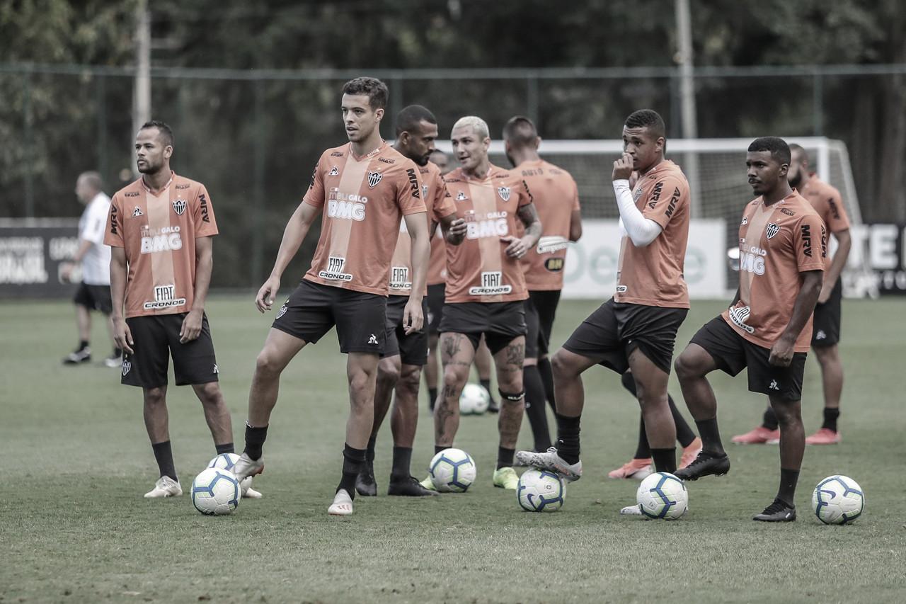 Atlético-MG recebe o Goiás no Mineirão para amenizar crise
