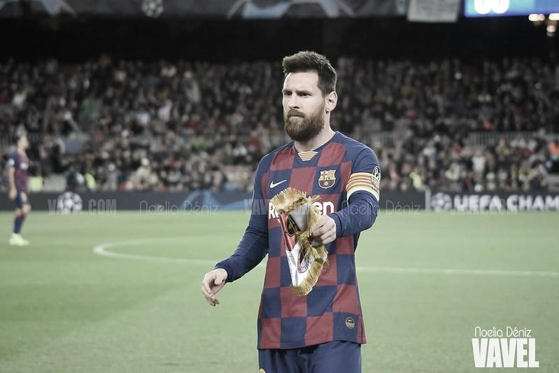 """Leo Messi: """"En la Masía te preparan para la vida"""""""