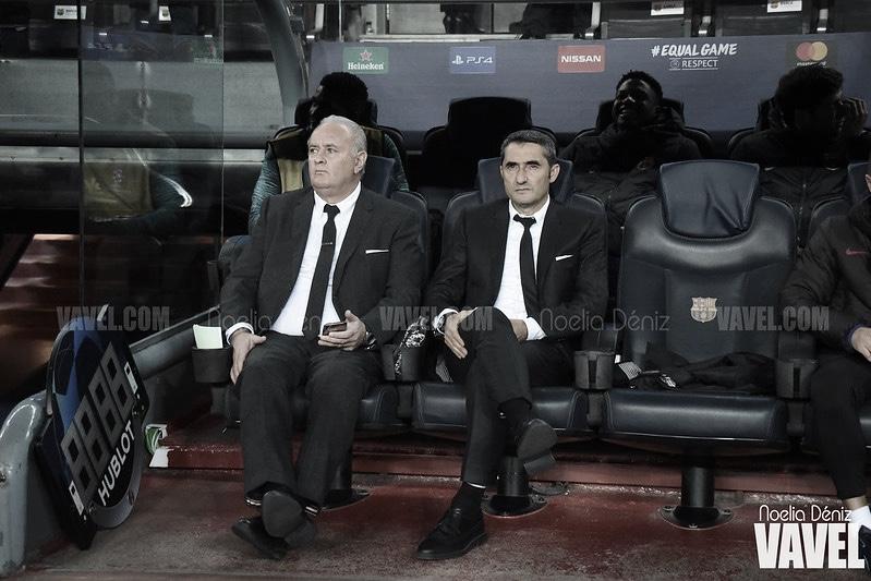 """Valverde: """"Siempre hay inestabilidad cuando se pierde; No lo puedo controlar"""""""