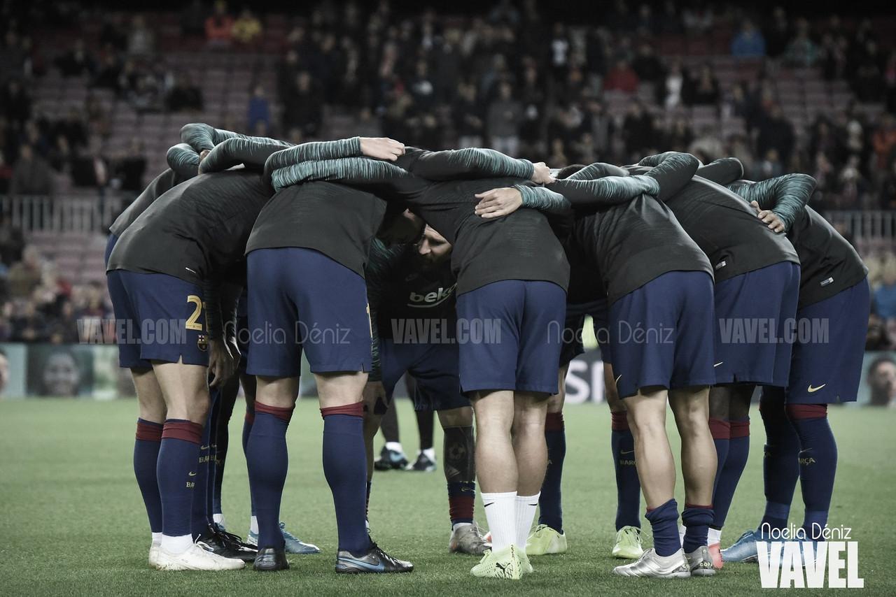 Semana decisiva para el FC Barcelona