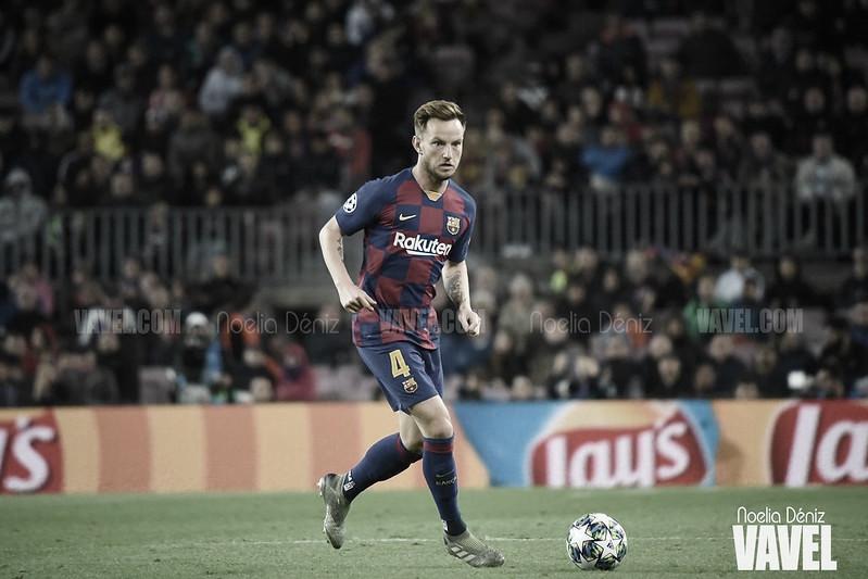 Rakitic cumple su partido 300 con el FC Barcelona