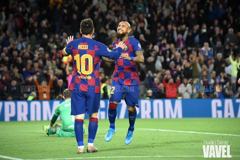 Resumen Valladolid vs Barcelona (0-1)
