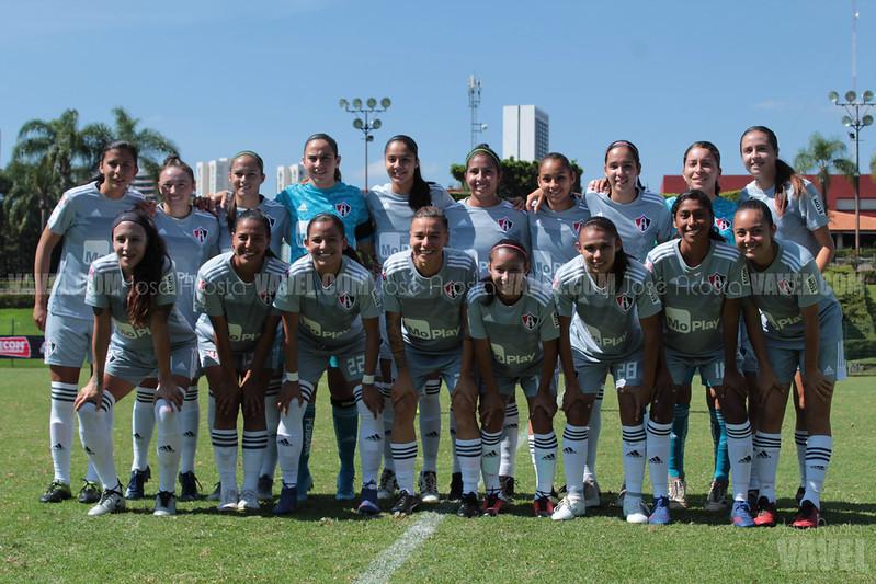 La tripleta a seguir en Atlas Femenil para el Clausura 2020