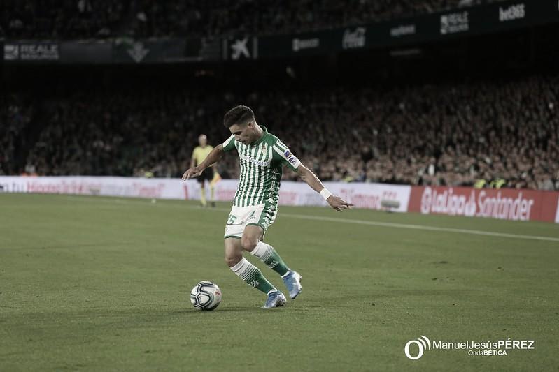 Álex Moreno alcanza los 250 partidos en Liga