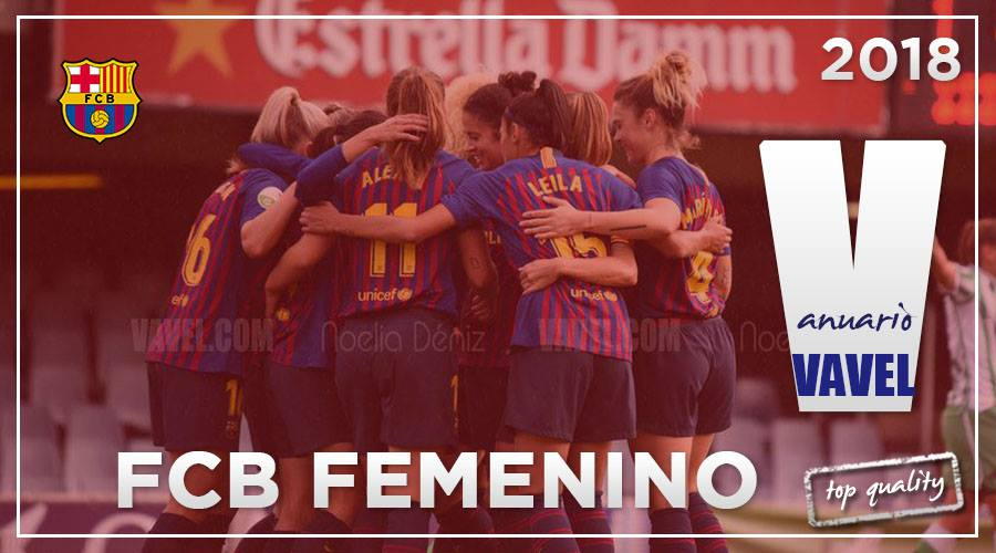 Anuario VAVEL FC Barcelona Femenino 2018