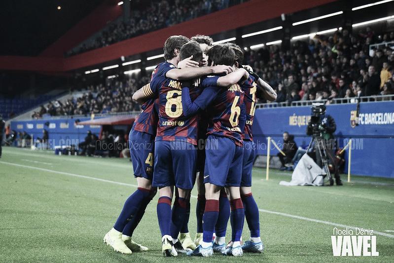 El FC Barcelona B encuentra la fórmula