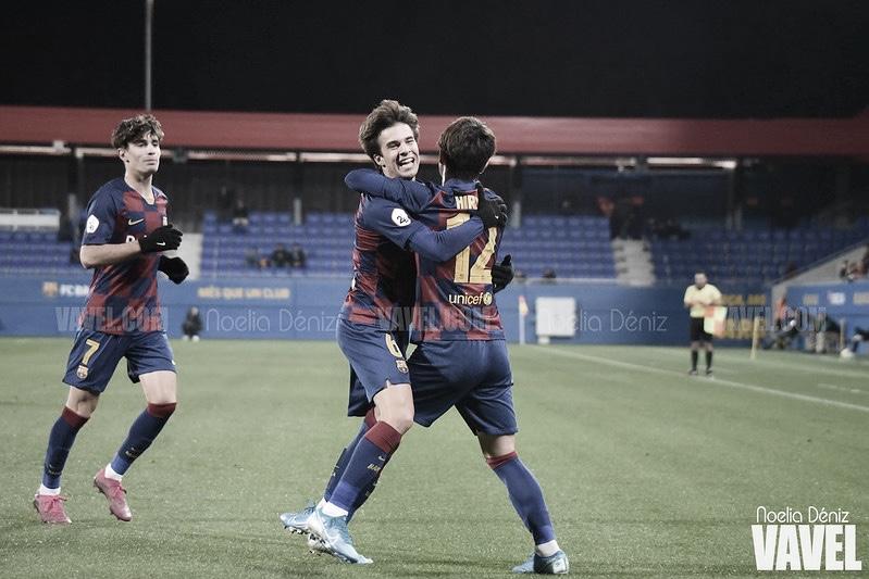 Previa Olot-Barça B: a por la última victoria del año