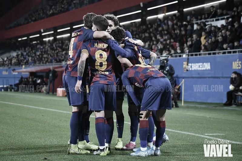 Previa FC Barcelona B – CD Badajoz: creer es poder