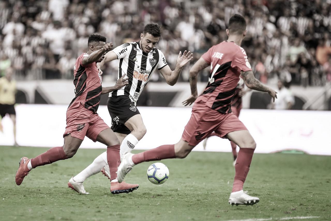 Gols e melhores momentos Atlético-MG 0x2 Athletico-PR pelo Campeonato Brasileiro