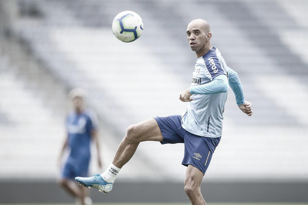 Grêmio entra em acordo com Diego Tardelli e jogador rescinde contrato