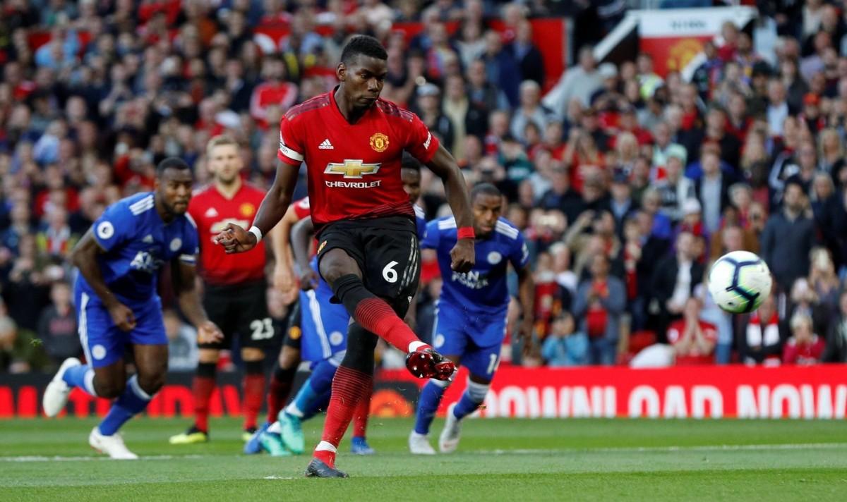 Premier League: esordio col brivido per lo United. Vince 2-1 sul Leicester