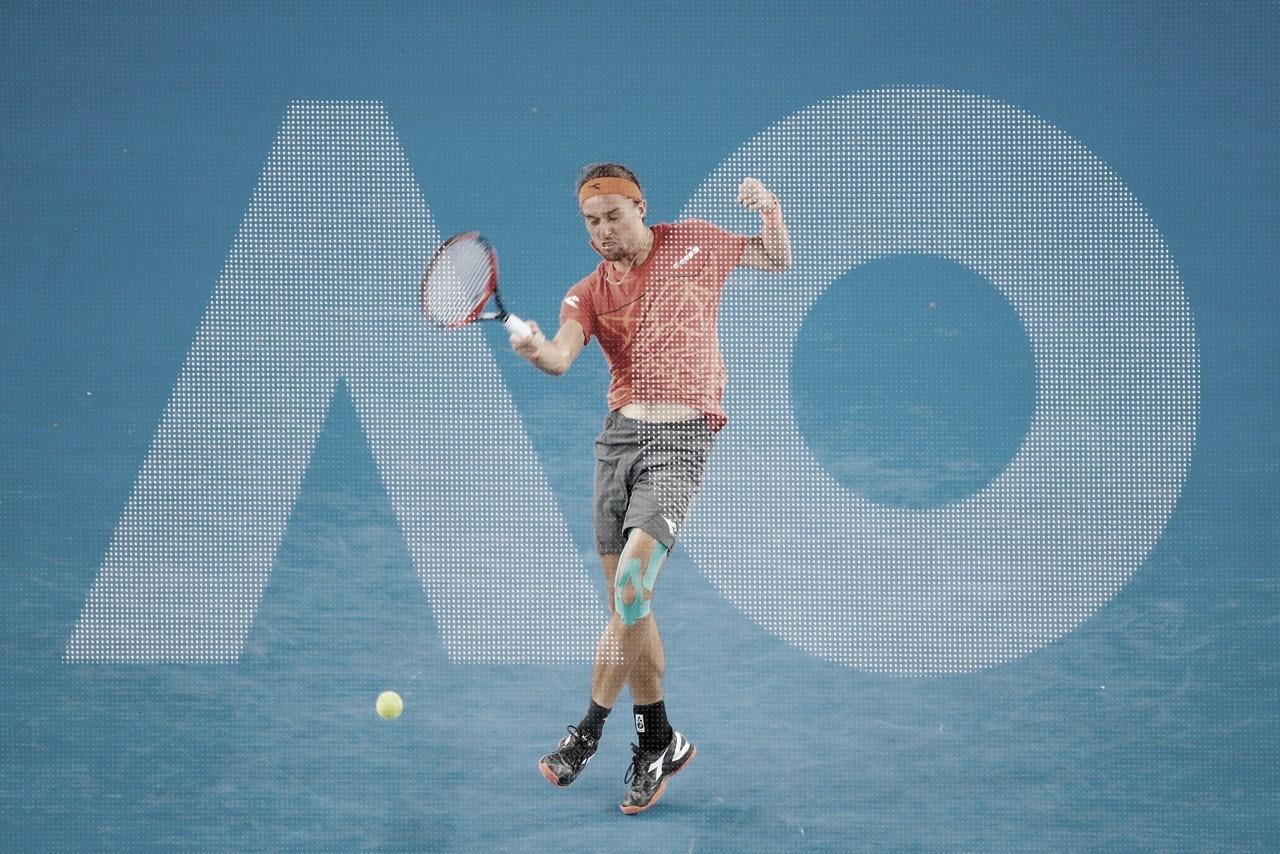 Vivendo uma saga para voltar ao circuito, Dolgopolov desiste do Australian Open 2020