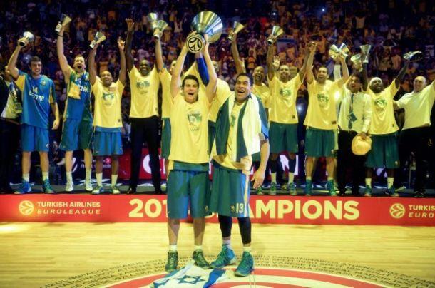 Eurolega, Maccabi Tel Aviv campione d'Europa
