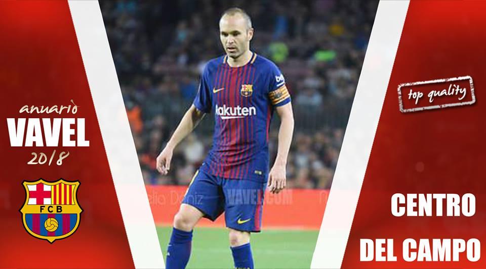 Anuario VAVEL FC Barcelona 2018: reconstrucción en la medular